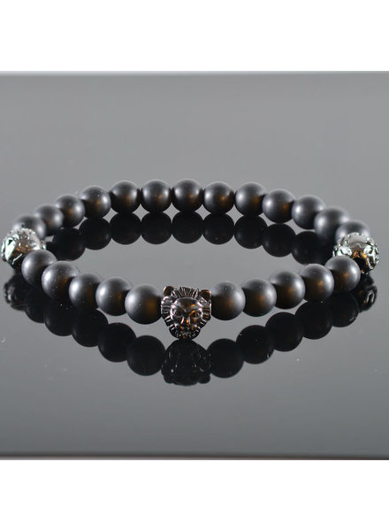 JayC's Men's Lion Bracelet  Ferao