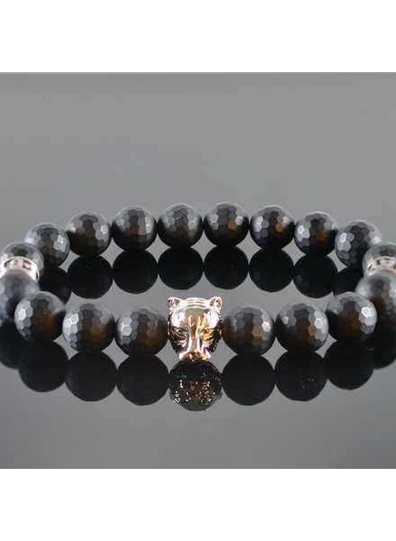 JayC's Men's Panther Bracelet  Bagheera