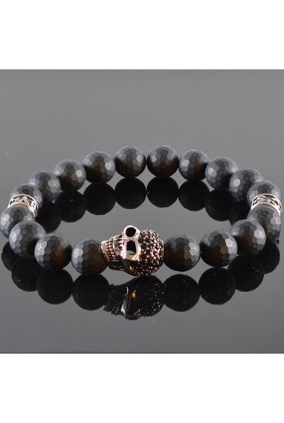 Men's Skull Bracelet Dark Mind