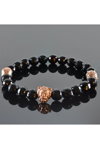 Men's Lion Bracelet  Boas