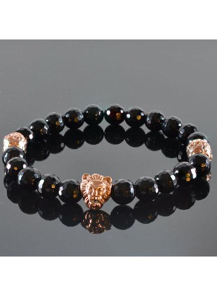 JayC's Men's Lion Bracelet  Boas