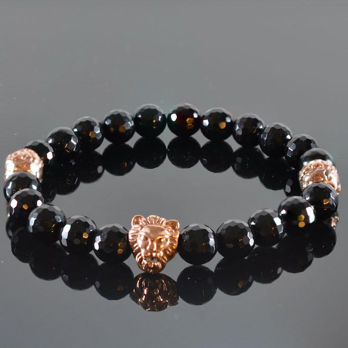 JayC's Lion Bracelet Men Boas