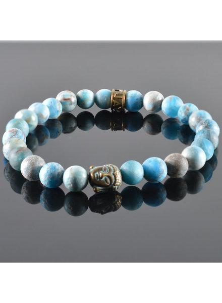 JayC's Bracelet Unisex  Gilain Buddha