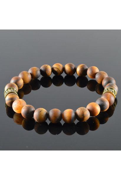 Men's bracelet Oeil de Chat III