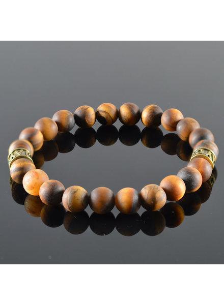 JayC's Men's bracelet Oeil de Chat III