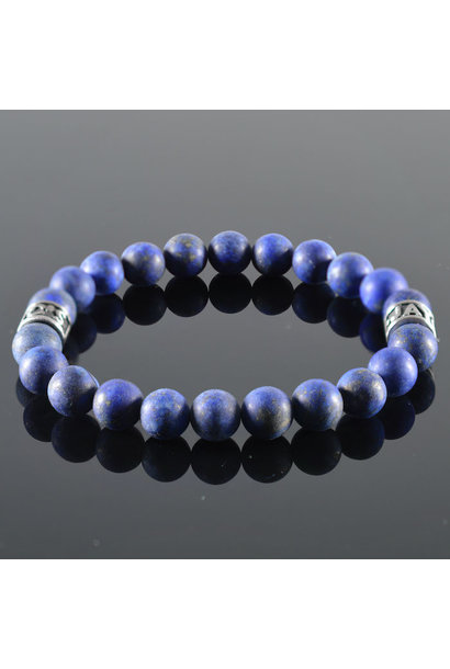 Heren armband Blue Shadow