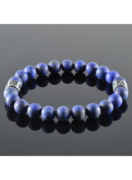 JayC's Men's bracelet Blue Shadow