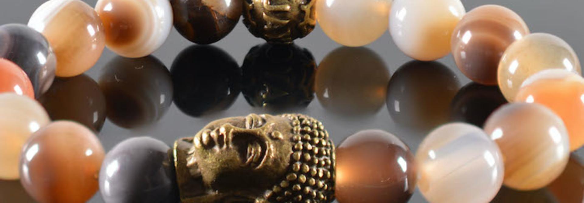Armband dames Roses Buddha