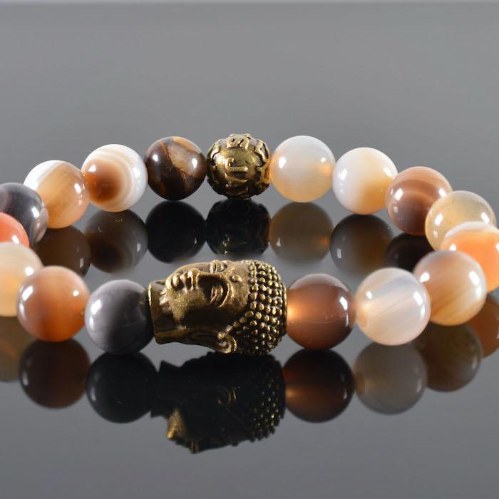 Armband dames Roses Buddha-1