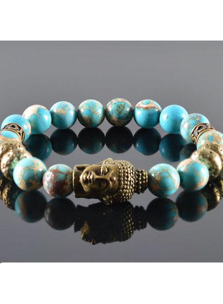 JayC's Unisex armband Merede Buddha