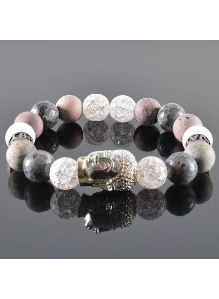 JayC's Damen-Armband  Simone Buddha