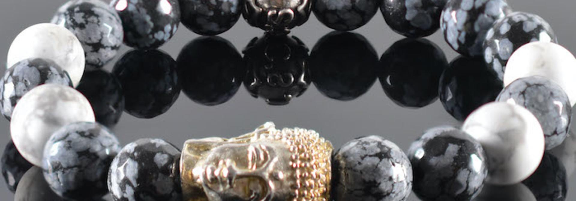 Armband heren Winan Buddha