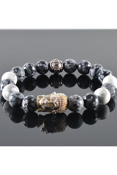 Men's bracelet Winan Buddha