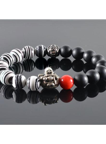 JayC's Men's bracelet Besakih Buddha