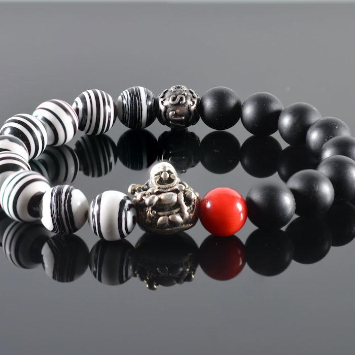 Armband heren Buddha Besakih-1