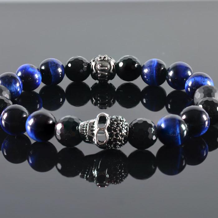 JayC's Bracelet Men Shunghy Skull