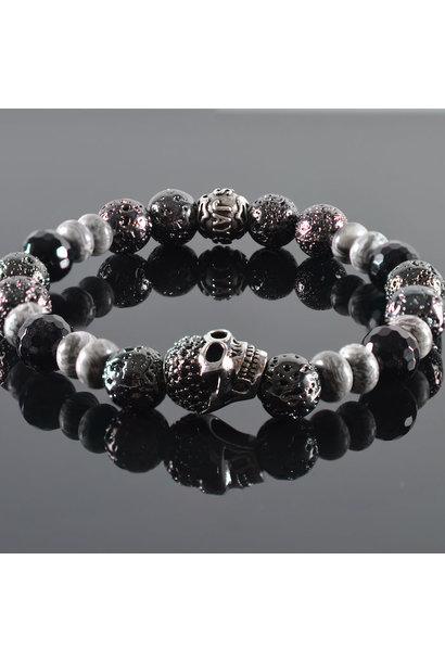 Men's Bracelet Padrium Skull