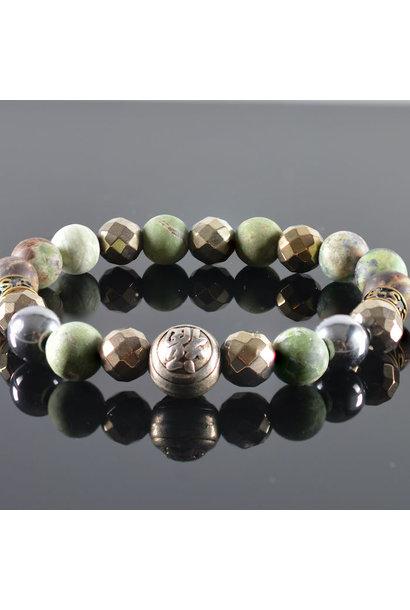 Men's bracelet African