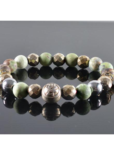 JayC's Men's bracelet African