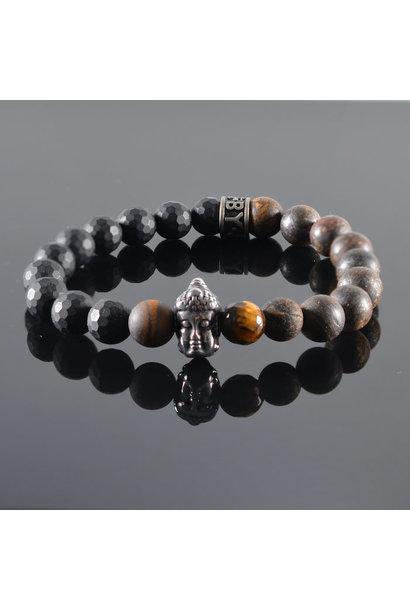 Heren armband Pola Buddha