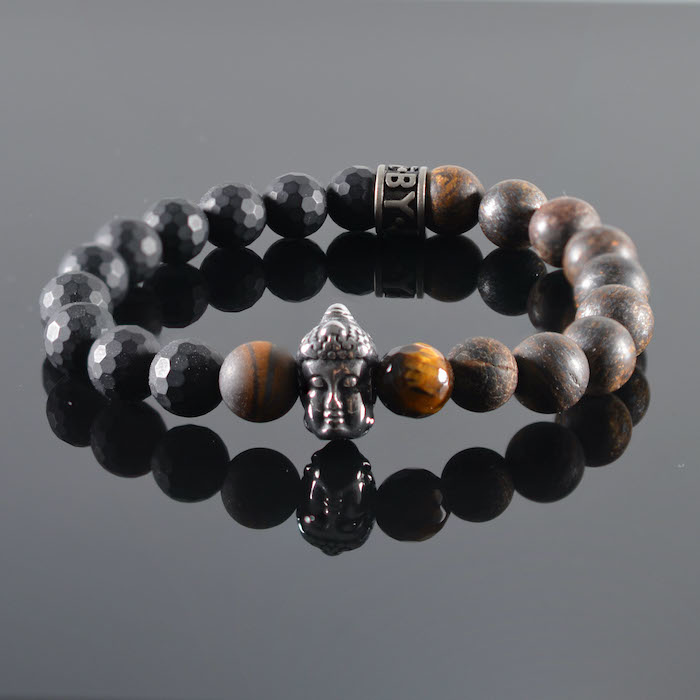 Armband heren Pola Buddha-1