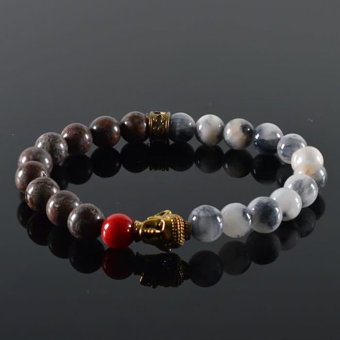 Armband Unisex Goa Buddha-1