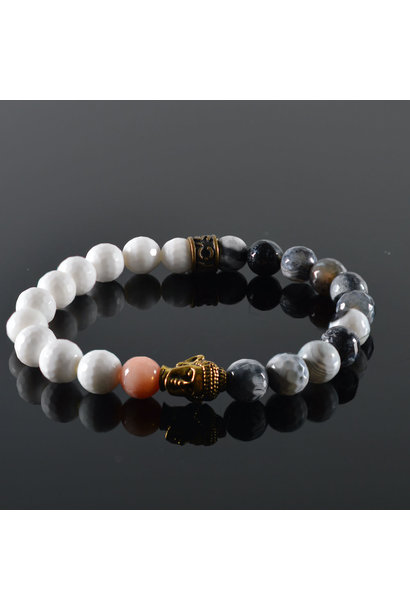 Ladies Bracelet Banana Buddha