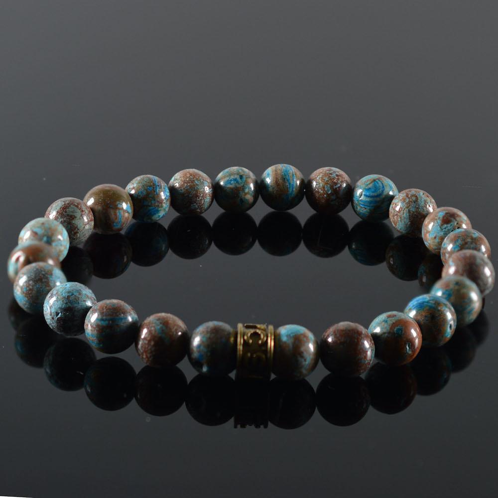 Armband heren Bleue-1