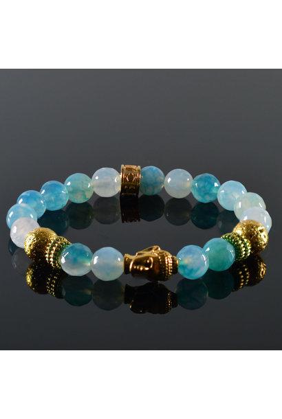 Dames armband Ollu Buddha