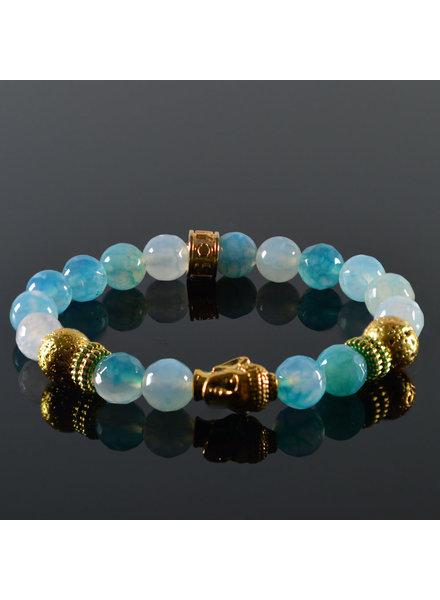 JayC's Dames armband Ollu Buddha