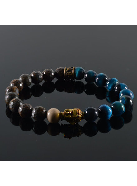 JayC's Heren armband Danum Buddha