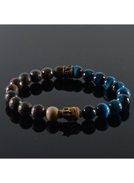 JayC's Men's Bracelet  Danum Buddha