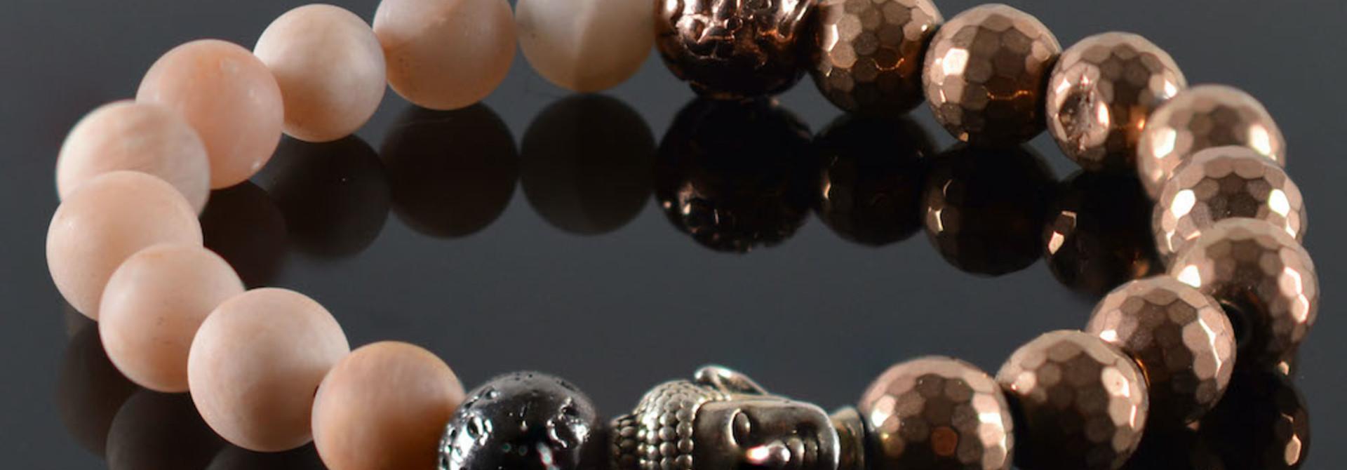 Armband dames   Jaquelle Buddha