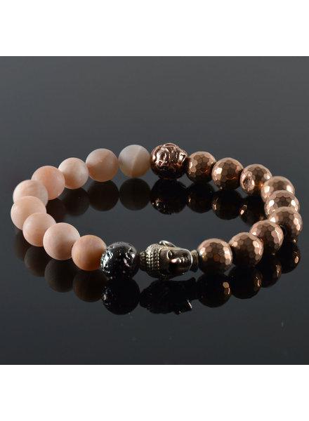 JayC's Damen-Armband  Jaquelle Buddha