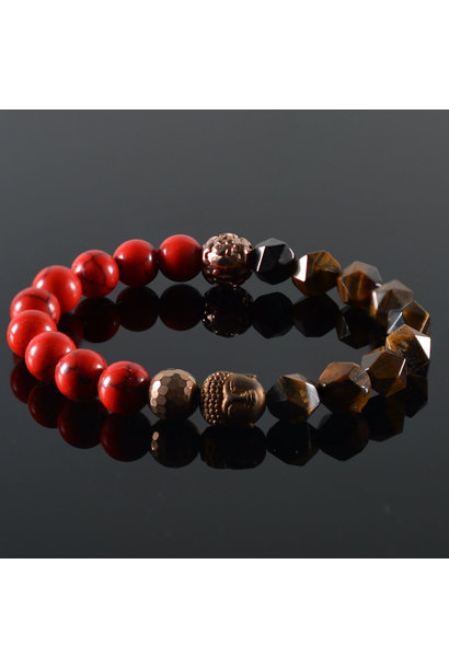 Damen-Armband   Neva Buddha