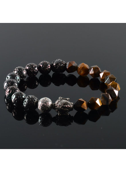 JayC's Dames armband Quave Buddha