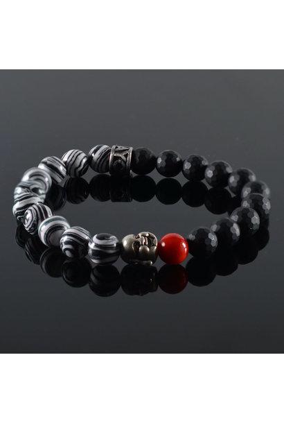 Heren armband Zen
