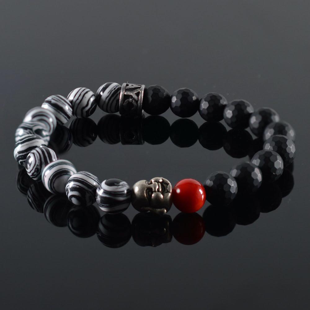 Armband heren Buddha Zen-1