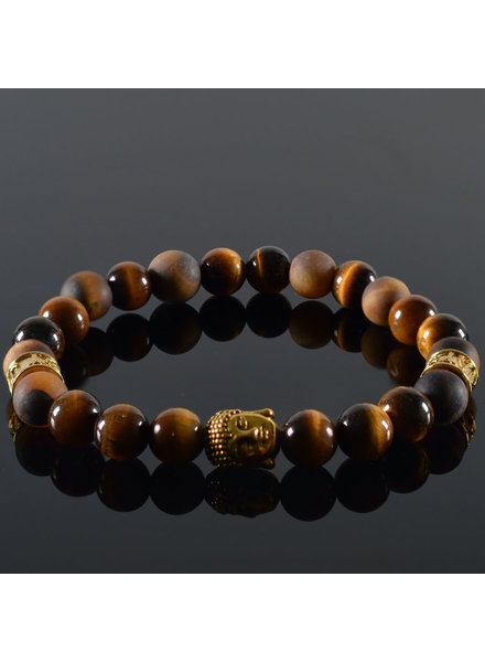 JayC's Damen-Armband I dont care Buddha