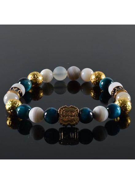 "JayC's Ladies bracelet Aquana ""Today Matters"""