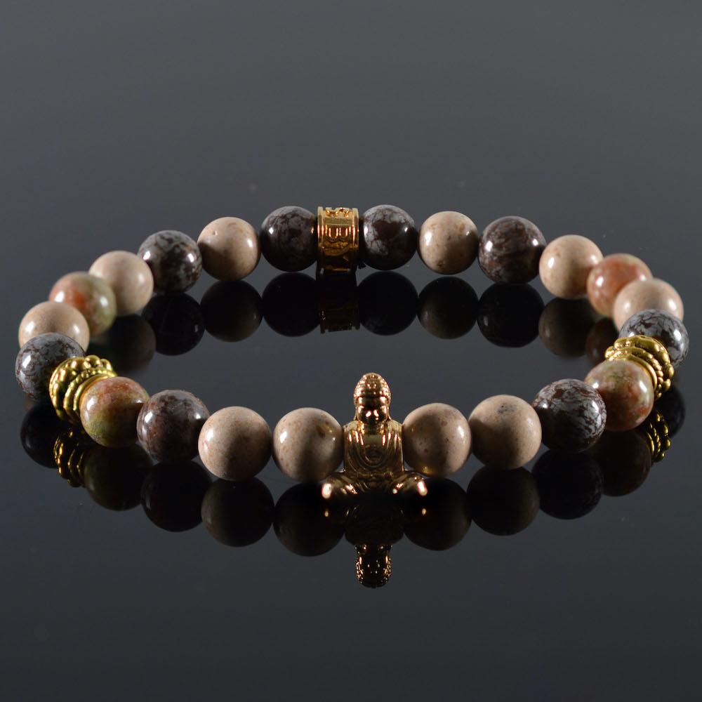 Armband dames Mind my Business Buddha-1