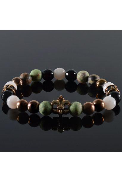 Ladies bracelet Burganda