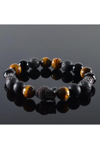 Damen-Armband Promise Buddha