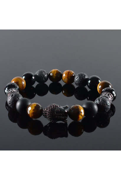 Ladies Bracelet Promise Buddha