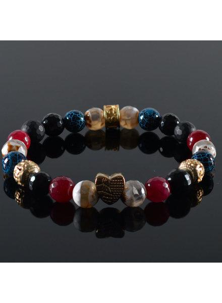 "JayC's Ladies Bracelet Garby ""Heart"""