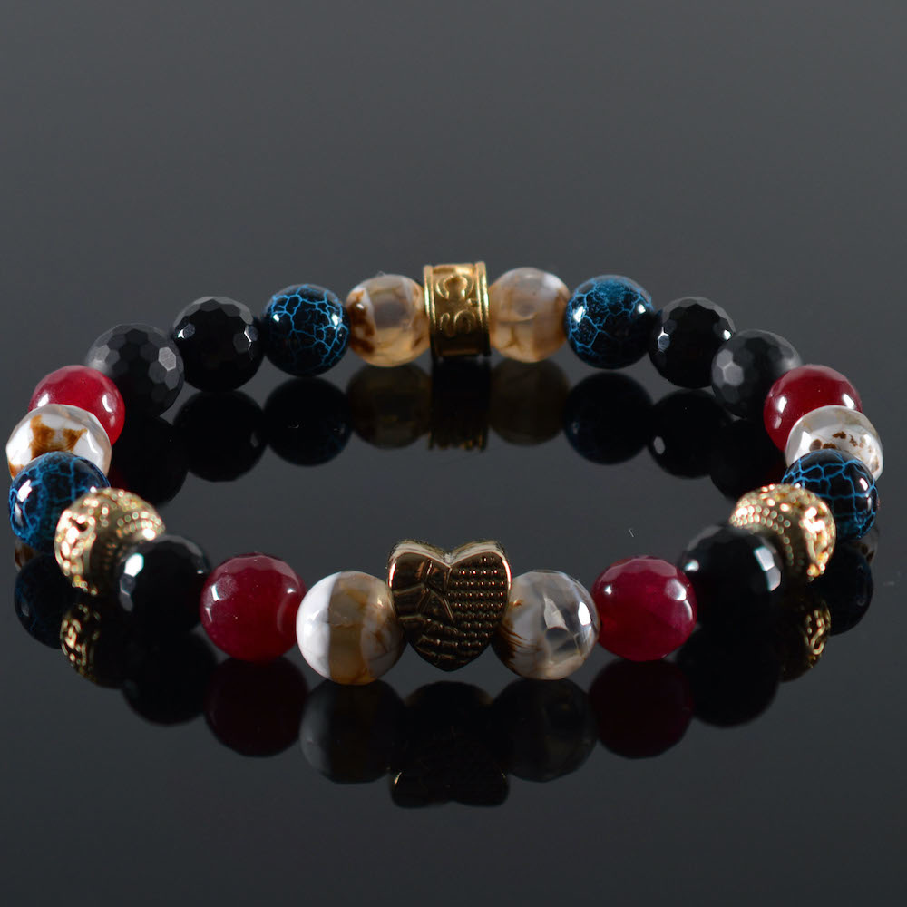 """Armband dames Garby """"Heart""""-1"""