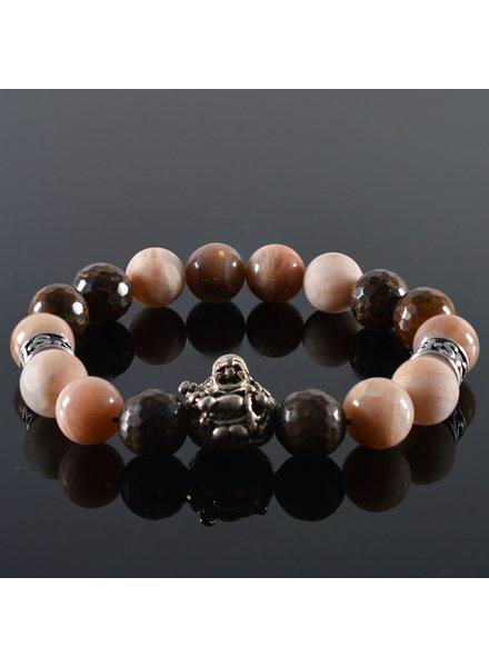 JayC's Dames armband Reydoir  Buddha