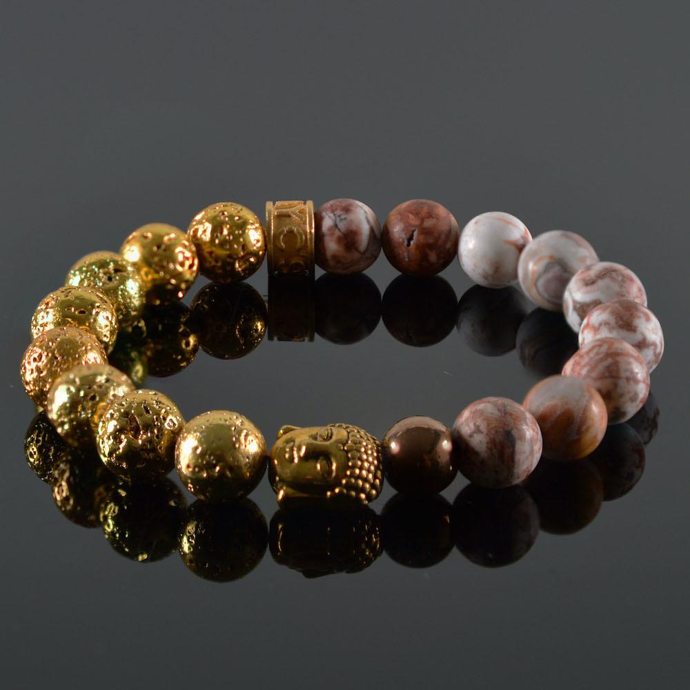 Armband dames  Xenia Buddha-1