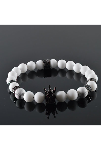 Dames armband Mellow Crown Kroon