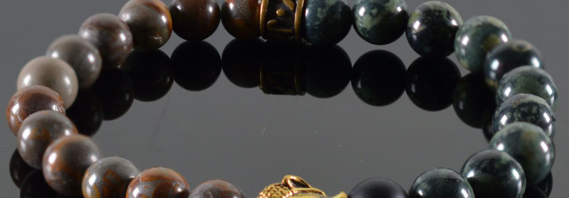 Armband Unisex Roar Buddha